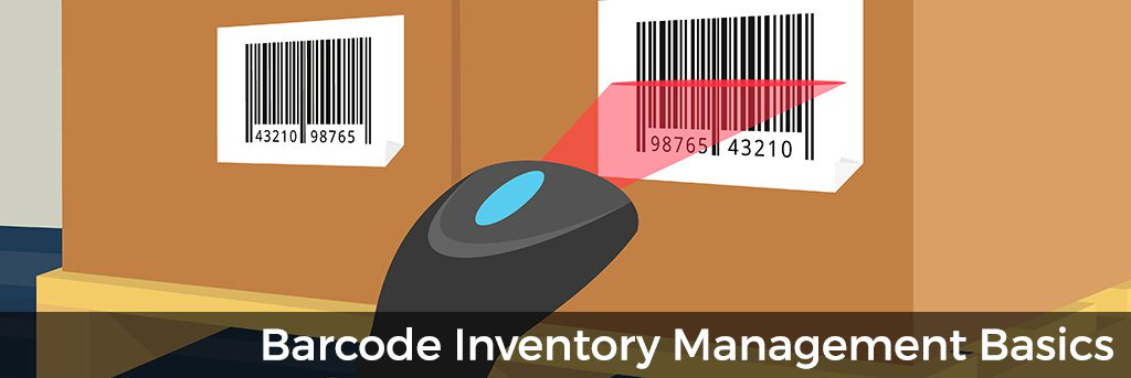 Barcode inventory management system
