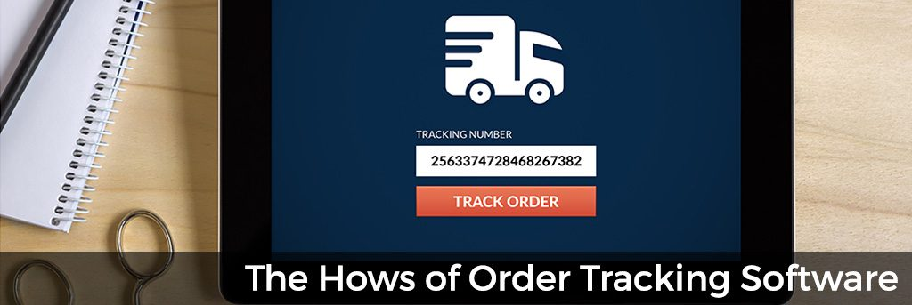 Order Tracking Software