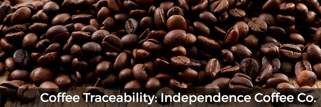 Coffee Traceability users, Independence Coffee Co.
