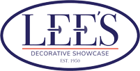 Lee's Decorative Showcase logo