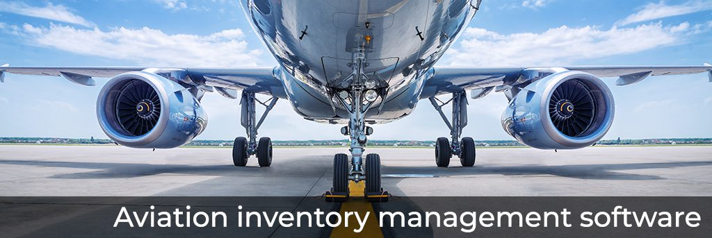 Aviation Inventory Management Software