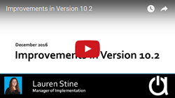What's New in Acctivate Version 10.2 Webinar