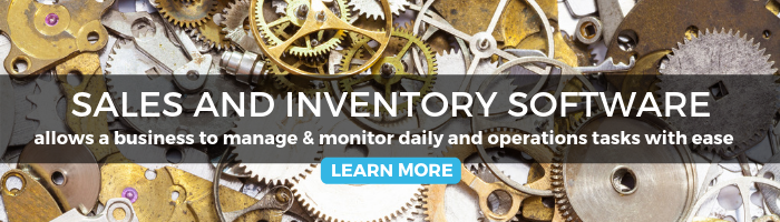 sales and inventory software