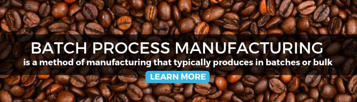 Batch Process Manufacturing