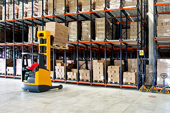 Wholesale distribution industry software for warehouse management