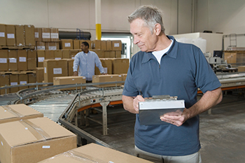 Supply chain management software for small business with product traceability