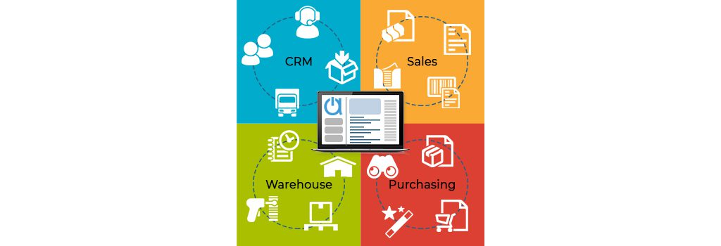 Supply chain management software for small business by Acctivate