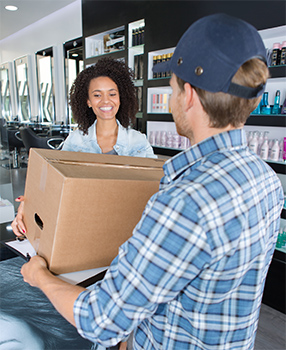 Supply chain management software for small businesses satisfies customers