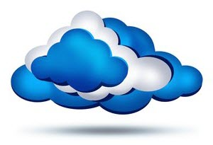 Acctivate hosting - blue clouds