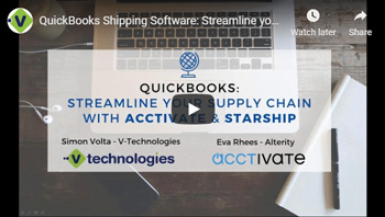 Acctivate Webinar: Automate LTL Shipments with Acctivate and StarShip
