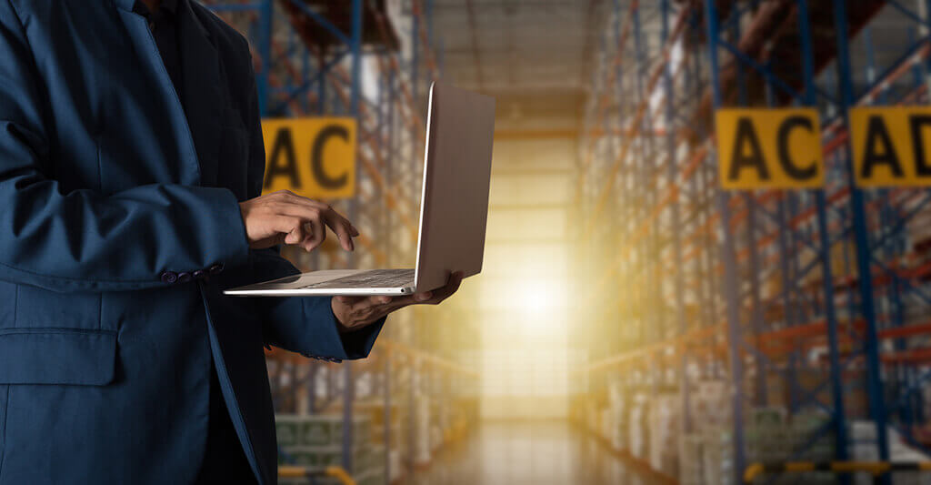Cycle count software for warehouse management