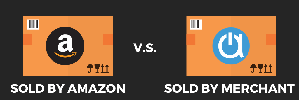 difference between vendor and seller on Amazon sales