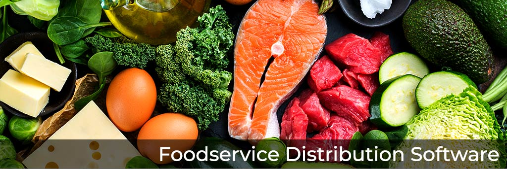 foodservice distribution software