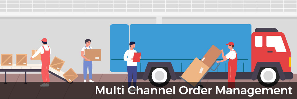 Multi Channel Order Management in Acctivate