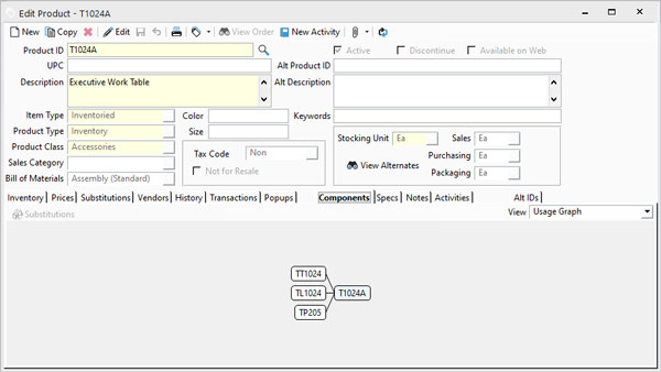 How it Works: BOM for Manufacturing Assemblies