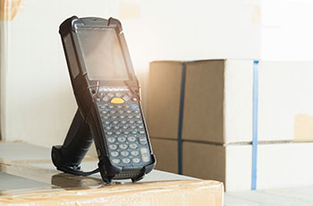 android warehouse management system barcode