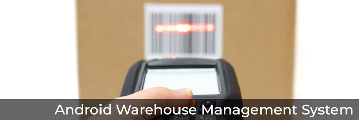 android warehouse management system